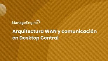 Miniatura video arquitectura WAN comunicacion DC
