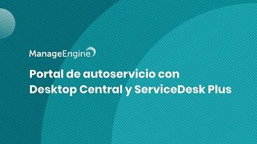Miniatura video portal de autoservicio DC SDP