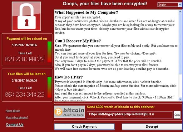 Banner ManageEngine Desktop Central ebook prevenir ataques wannacrypt