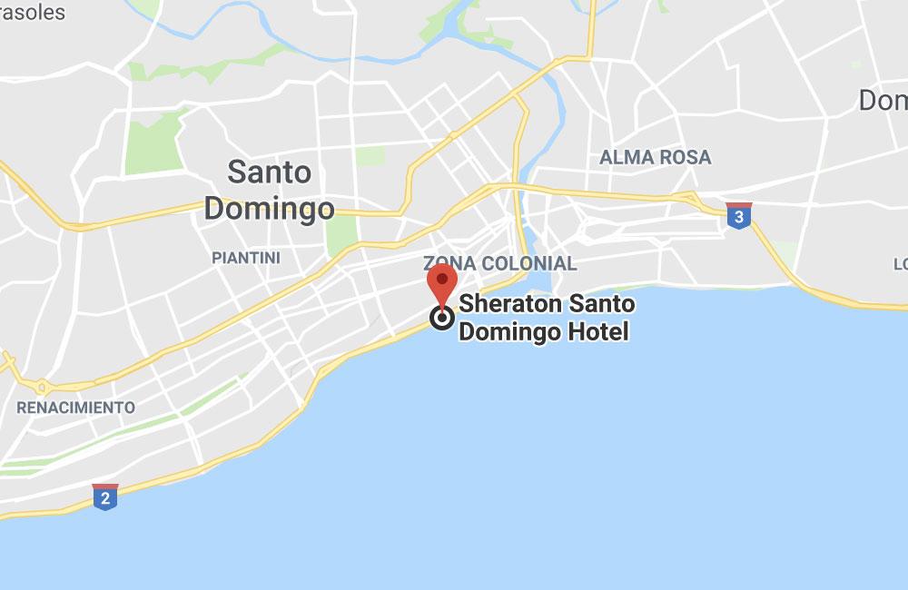 Sheraton Santo Domingo Hotel, República Dominicana
