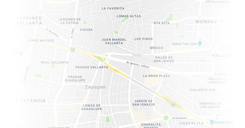 Camino Real Guadalajara, Guadalajara