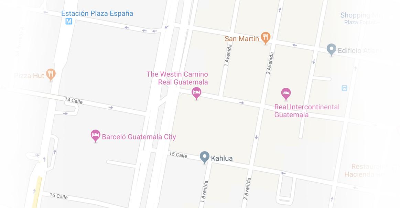 The Westin Camino Real Guatemala
