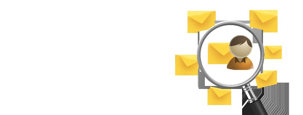 Identifique los usuarios que más utilizan el email