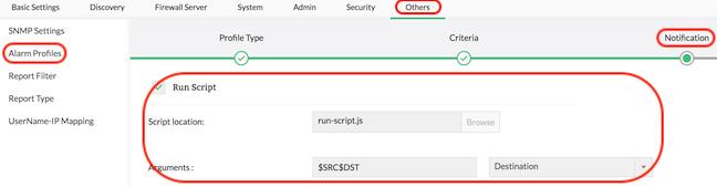 Anomaly Notification - ManageEngine Firewall Analyzer