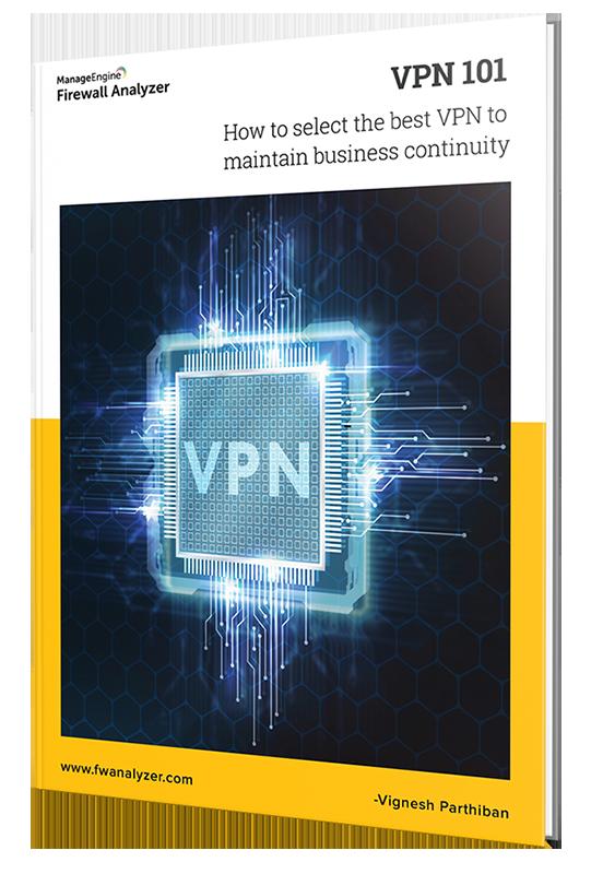 ebook Types of VPNs