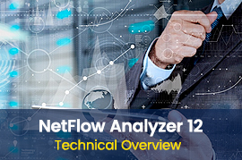NetFlow Analyzer v12 Product Overview