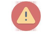 Alertas ante cambios en la configuración