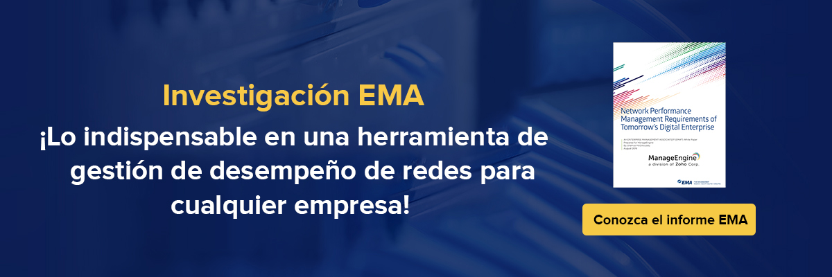 EMA research OpManager