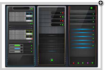 Rack View Map