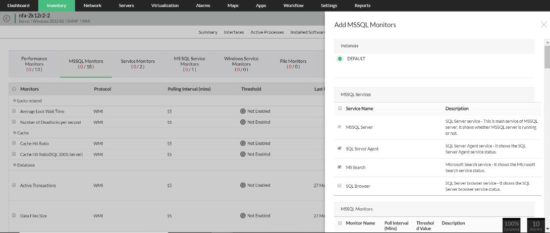 Windows Monitoring WMI VS SNMP