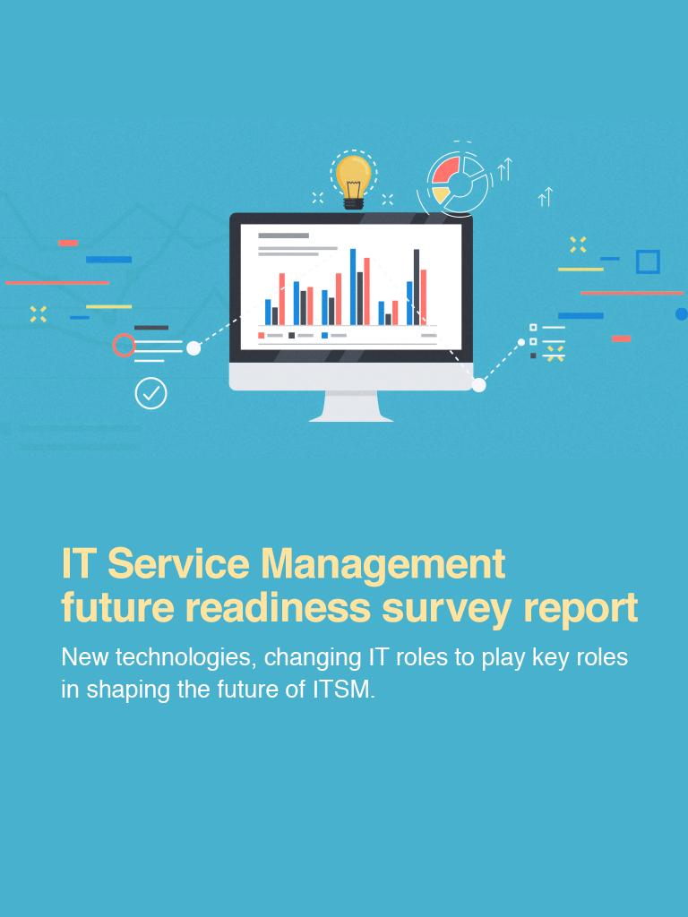 Future of ITSM report