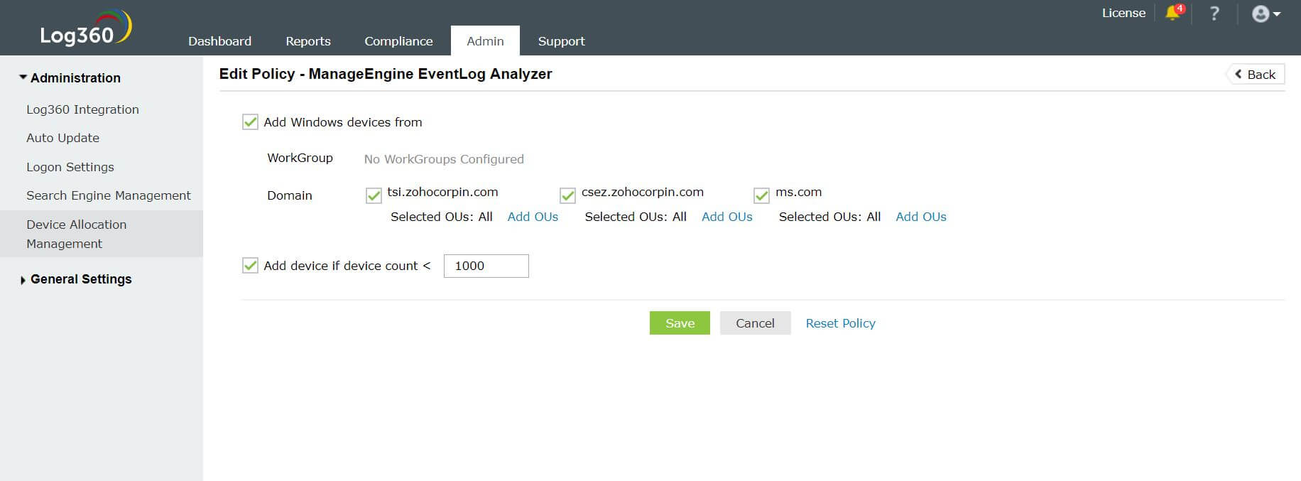 edit-policy-eventlog-analyzer