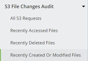 Capture ransomware attack attempts by detecting changes on the objects in S3 buckets