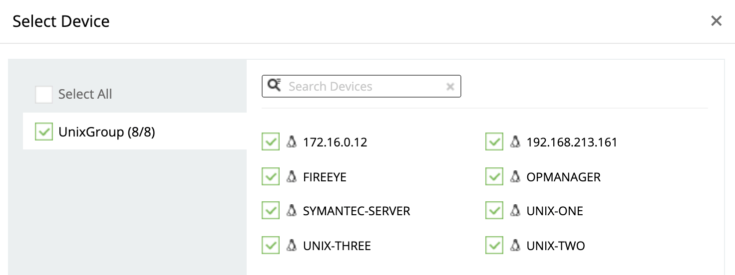 Across all Linux servers in your network