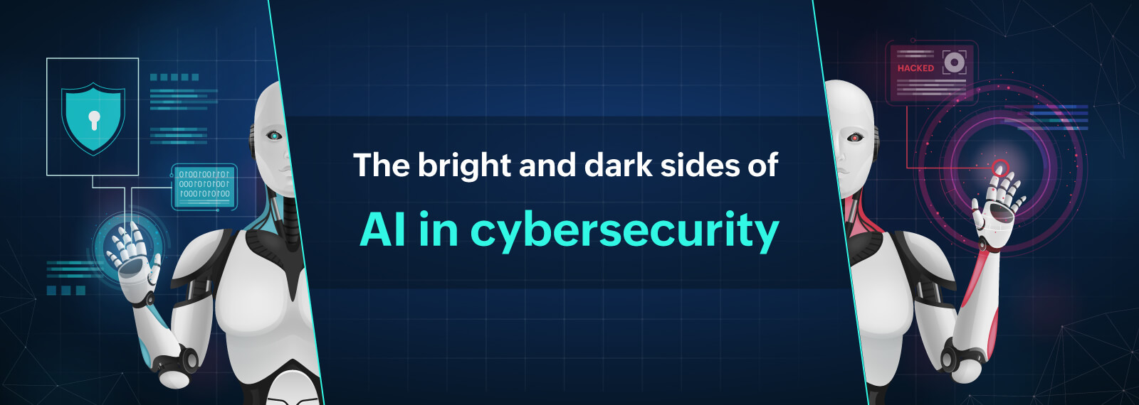 The bright and dark sides of AI in cybersecurity