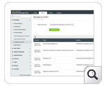 M365 Manager Plus message by subject reports