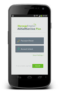 Mobile Apps for Active Directory User Account Management ...