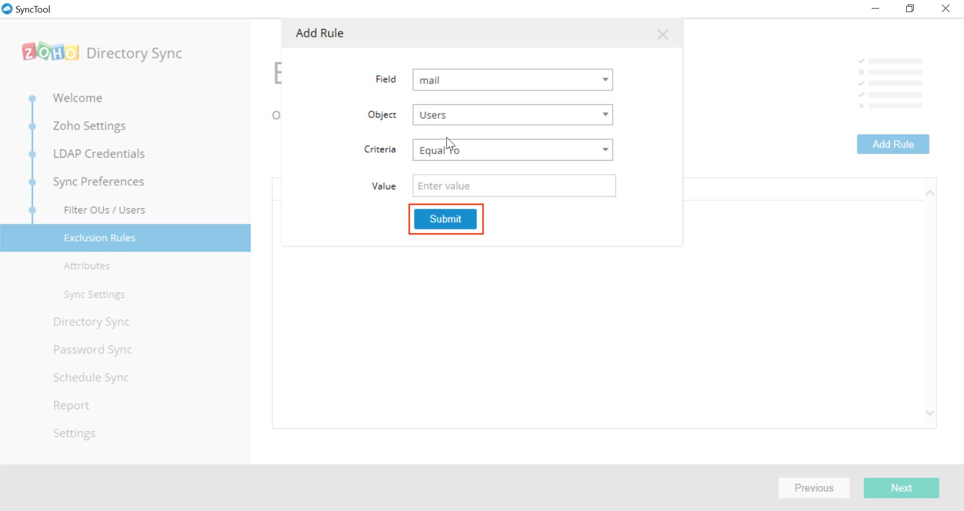 Microsoft Active Directory Integration Step 27
