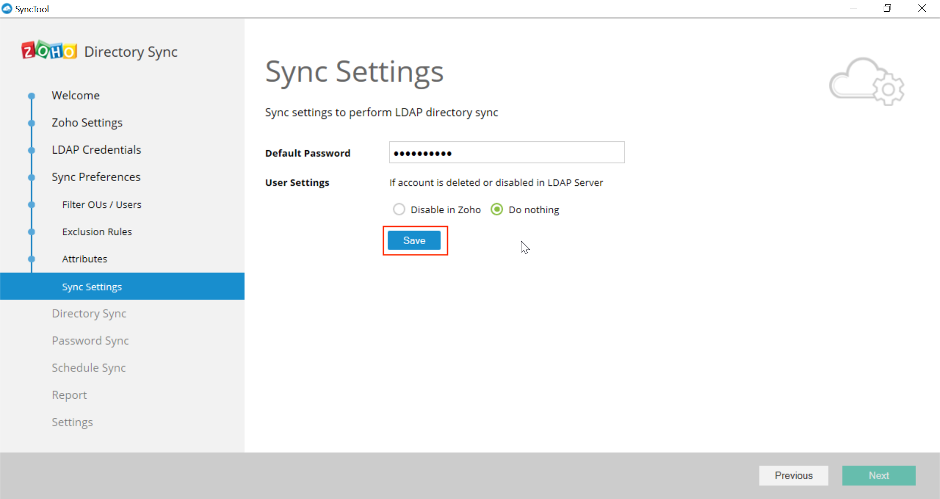 Microsoft Active Directory Integration Step 31