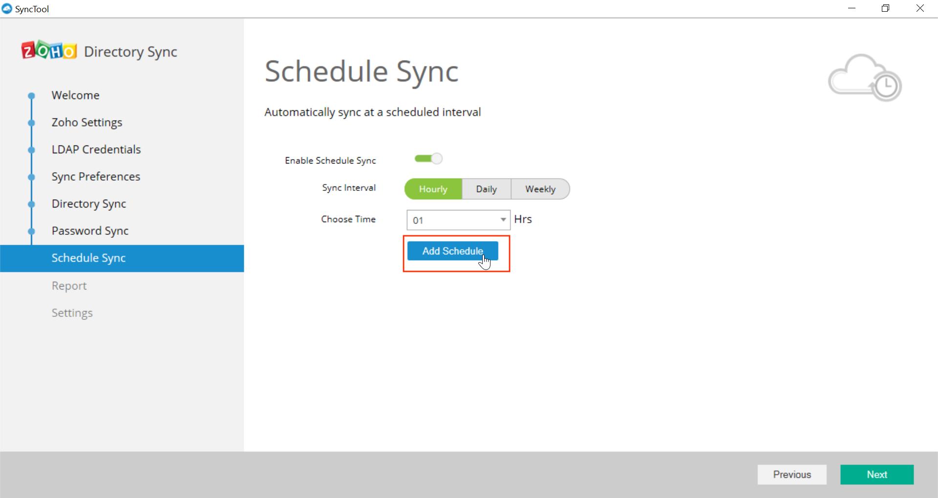 Microsoft Active Directory Integration Step 35