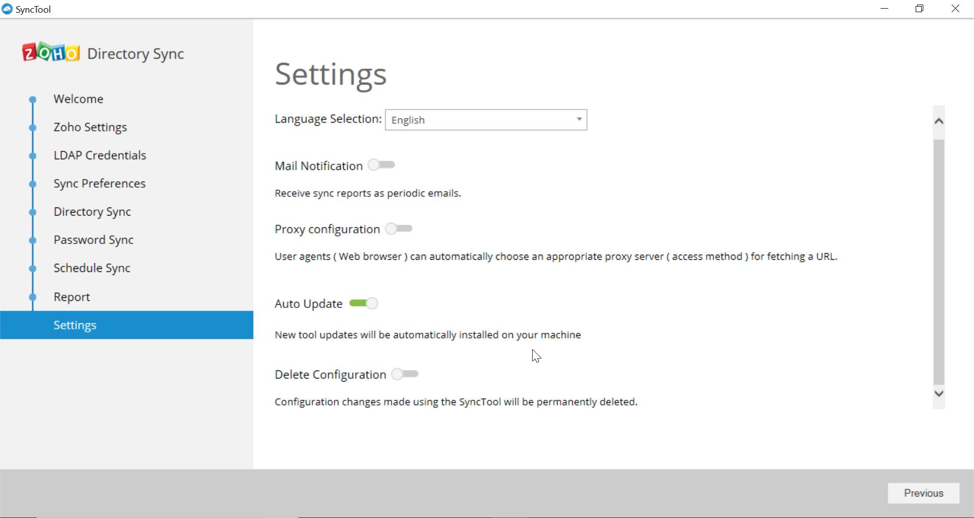 Microsoft Active Directory Integration Step 37