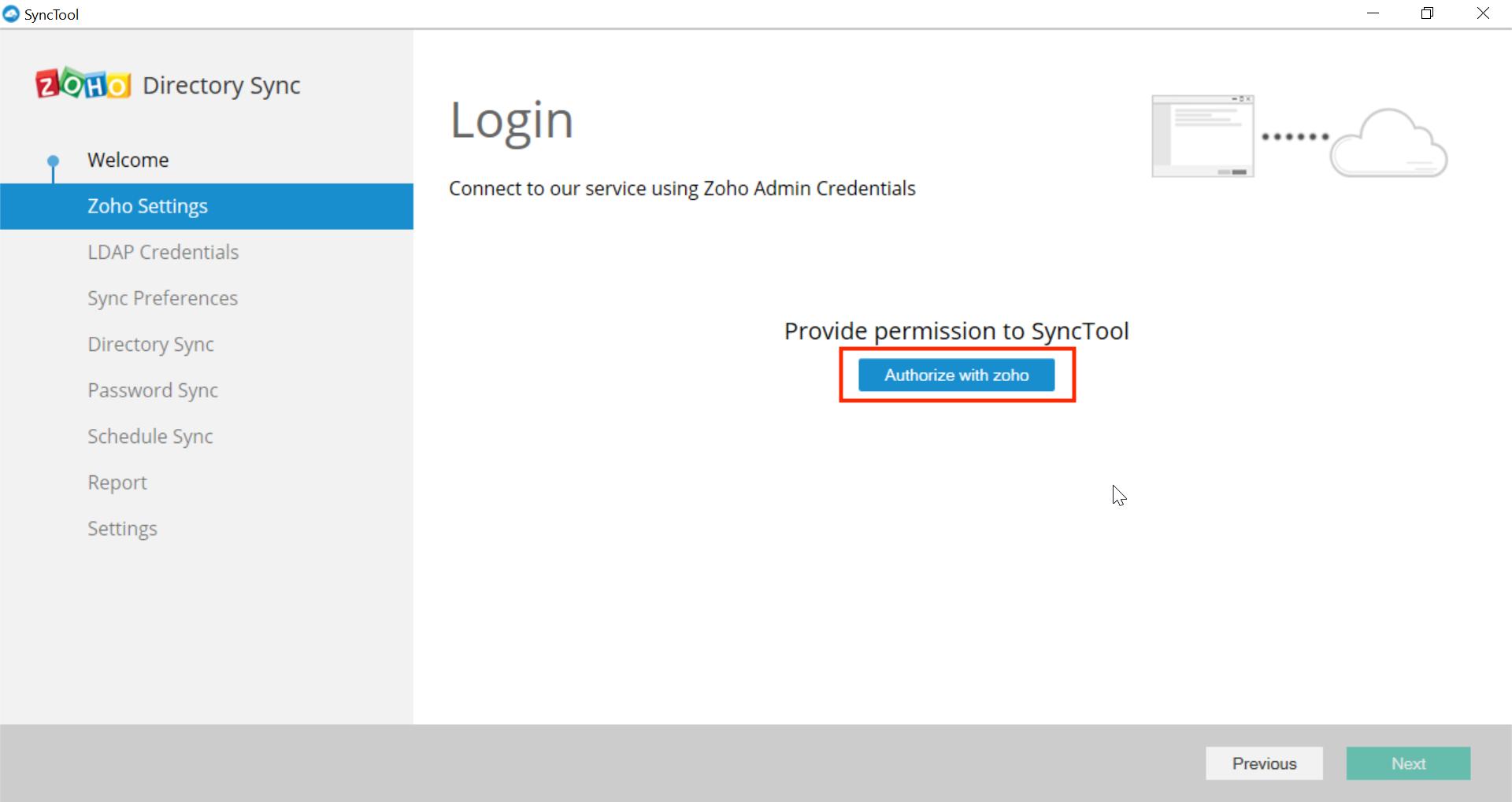 Microsoft Active Directory Integration Step 9