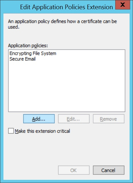 Configure SCEP for Windows Step 6