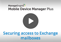Conditional Exchange Access Video