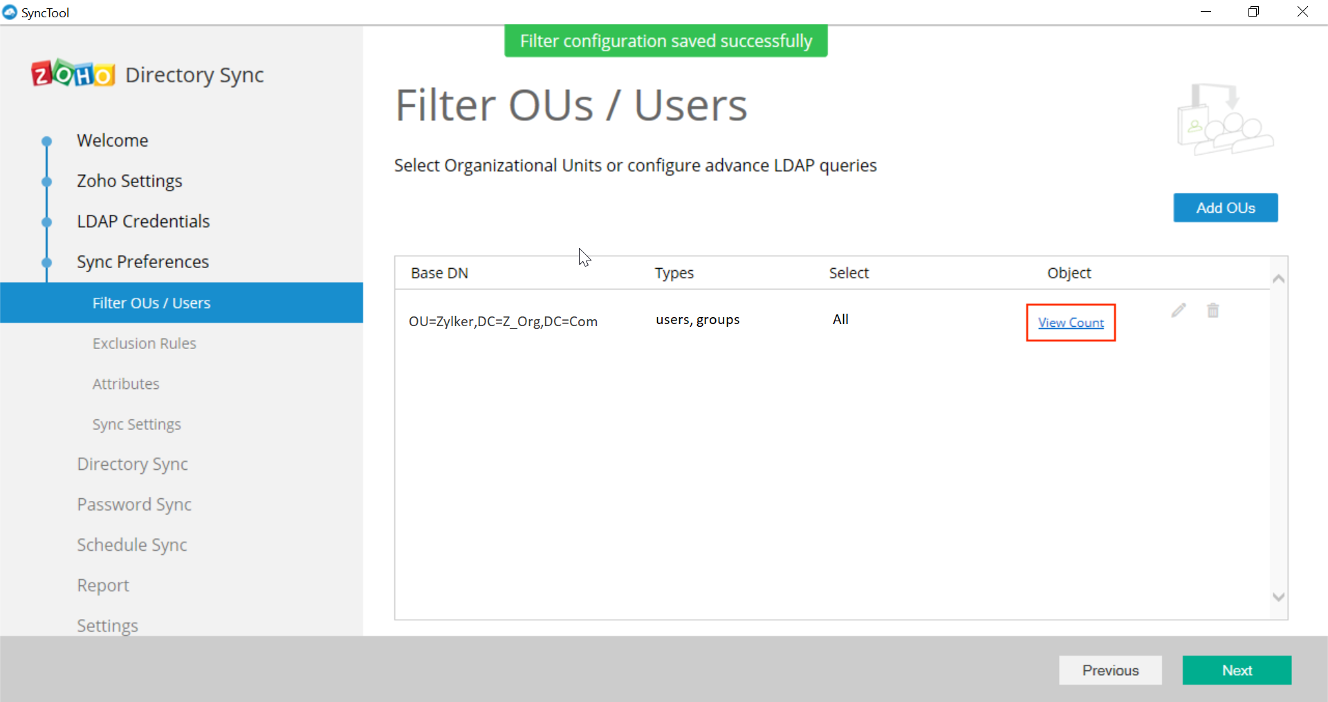 Integración con Microsoft Active Directory Paso 25