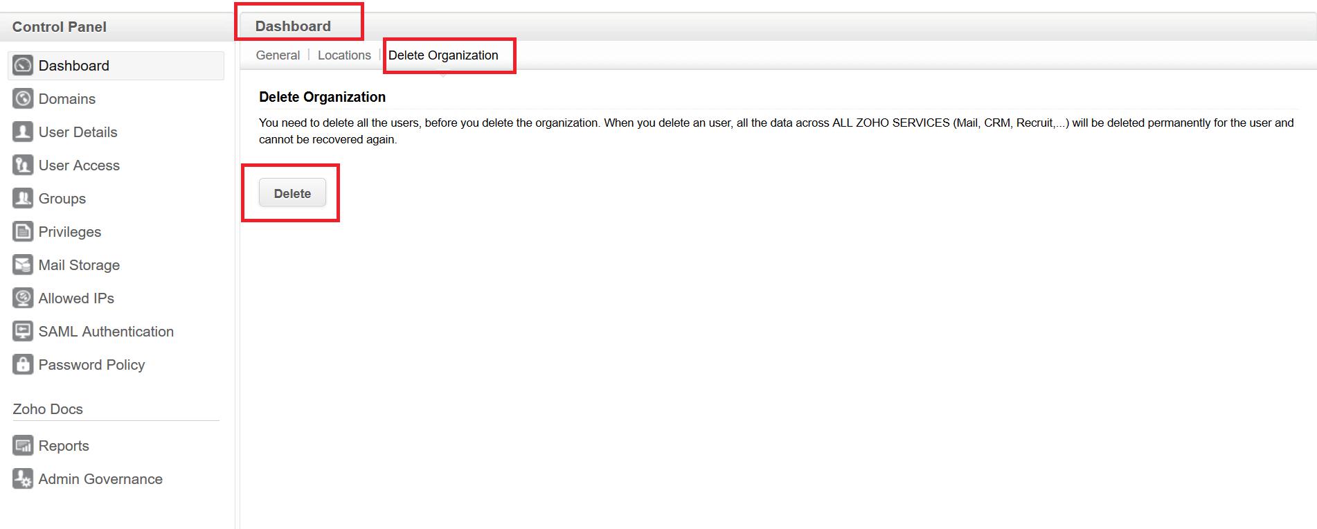 Microsoft Active Directory Integration Step 40
