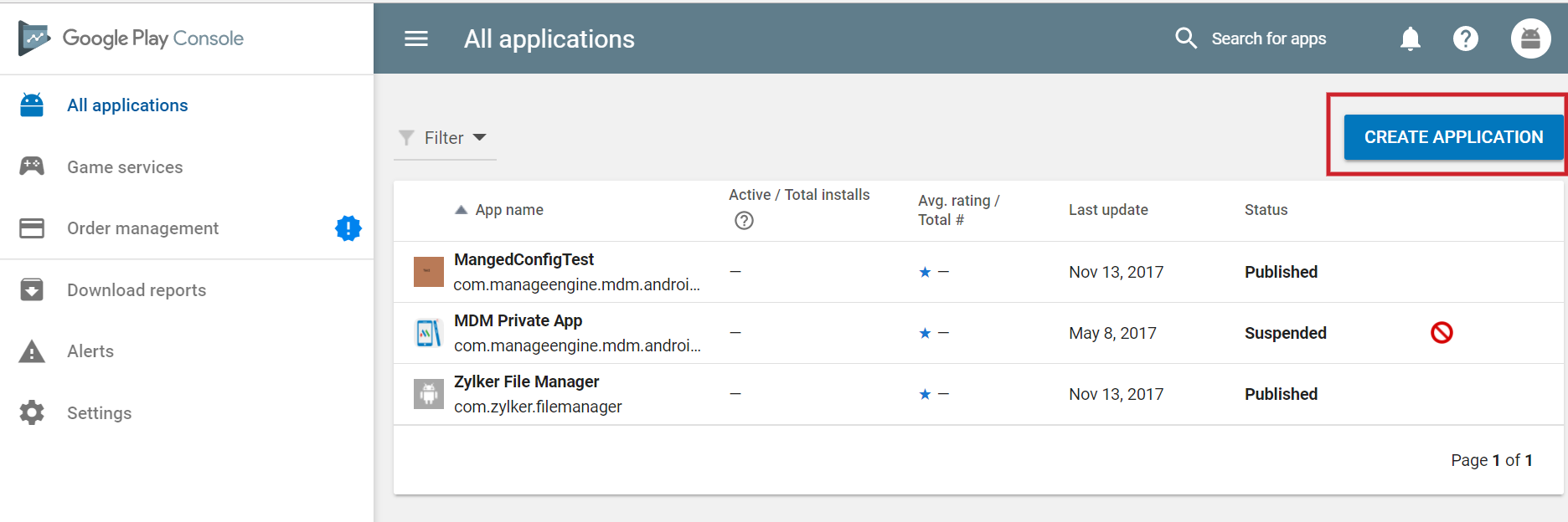 Manage Android app lifecycle