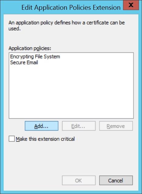 Configurar SCEP para Android Paso 6