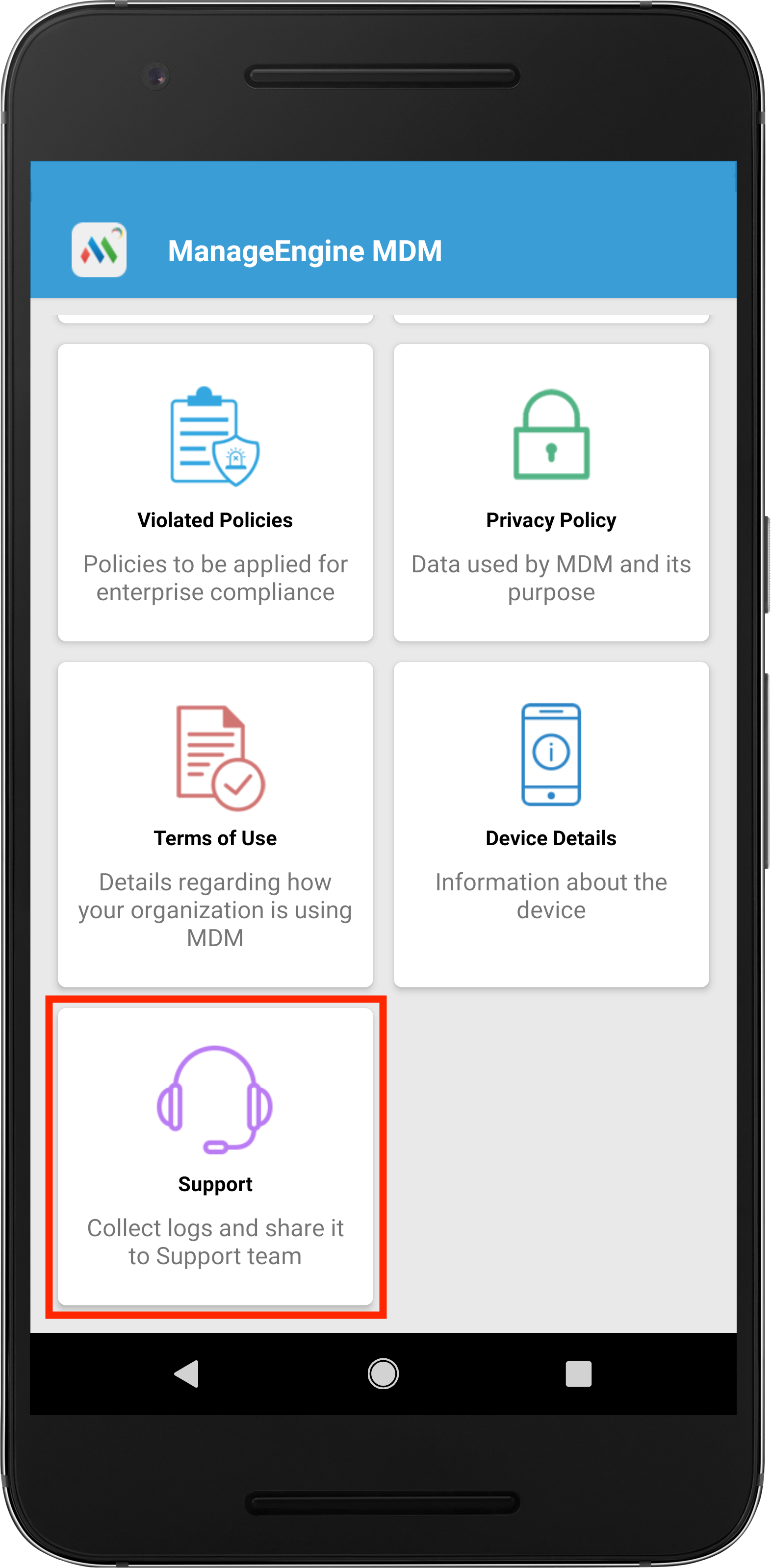Free mdm for android devices