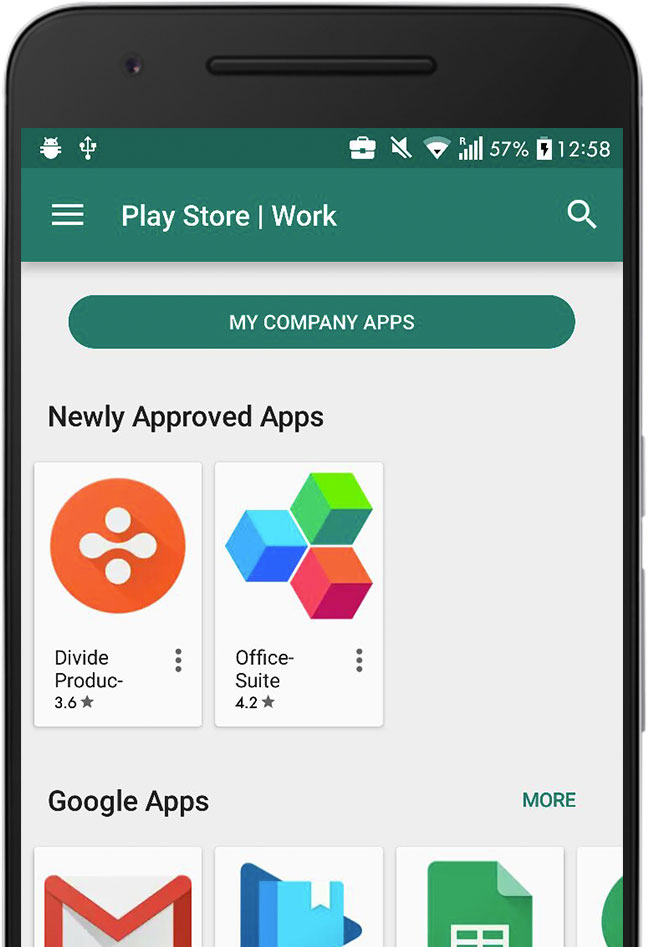 Android for Work | Mobile Device Manager Plus