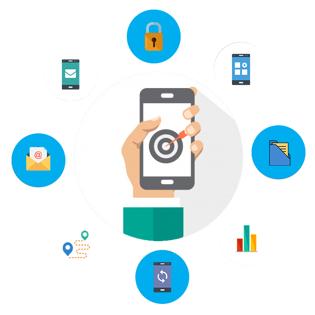 Manage your enterprise mobile devices from a single window