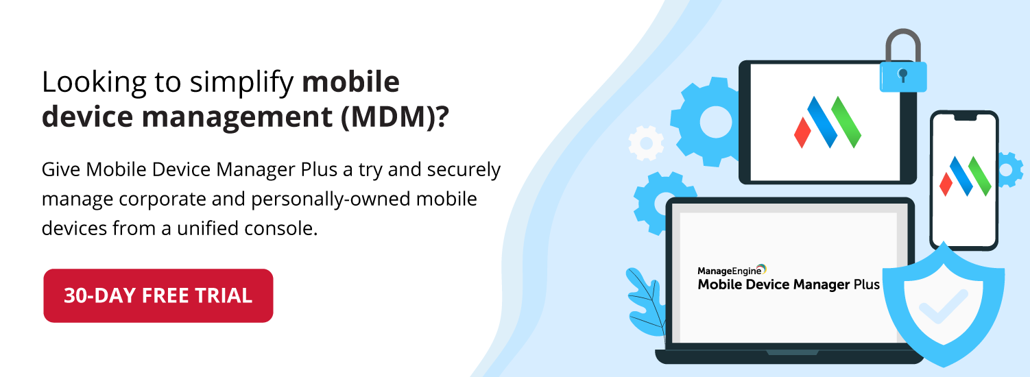 What is MDM?
