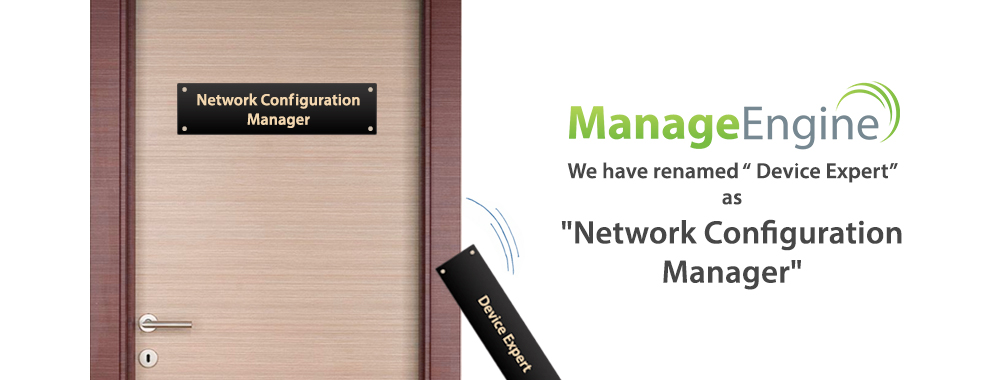 Network Configuration Management Software