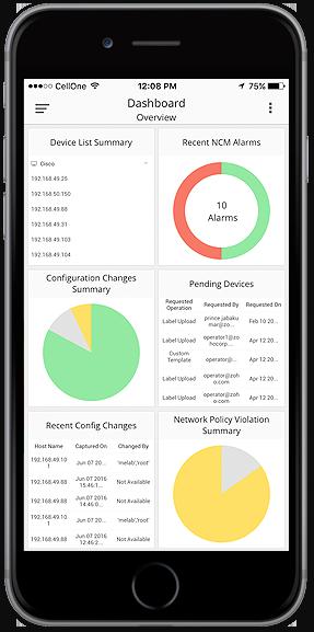 NCM iPhone App