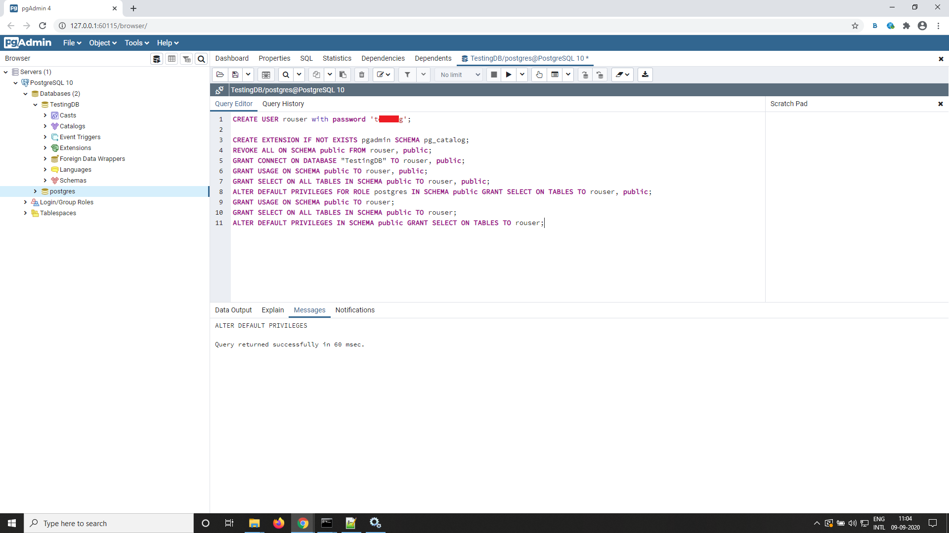 Migrating OpManager Database