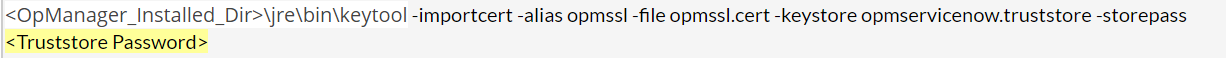ServiceNow SSL image