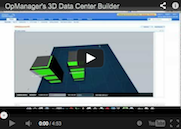 3D Datacenter View