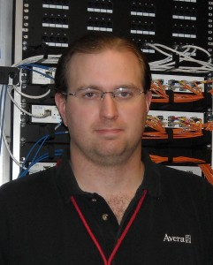 Andrew Harkins - The Best Network Award Winner