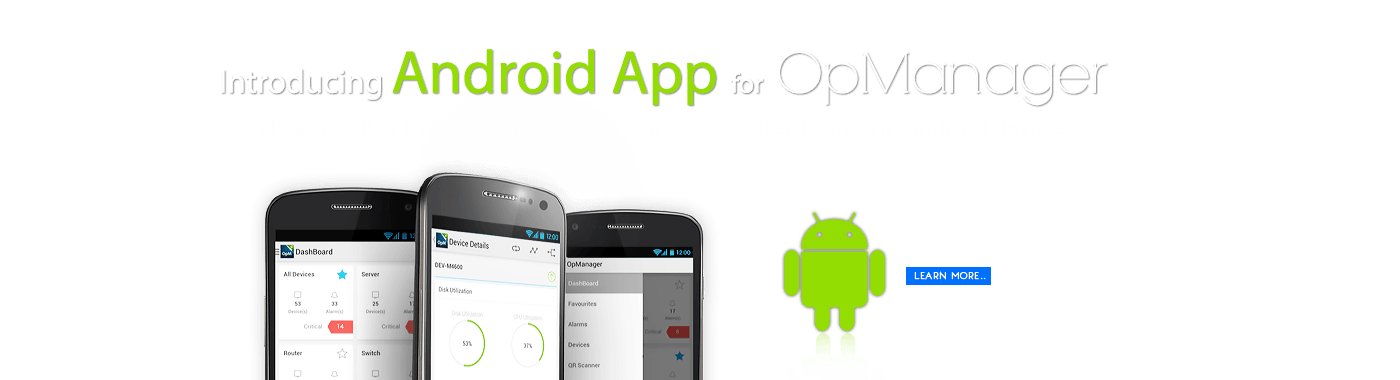 Opmanager Android App