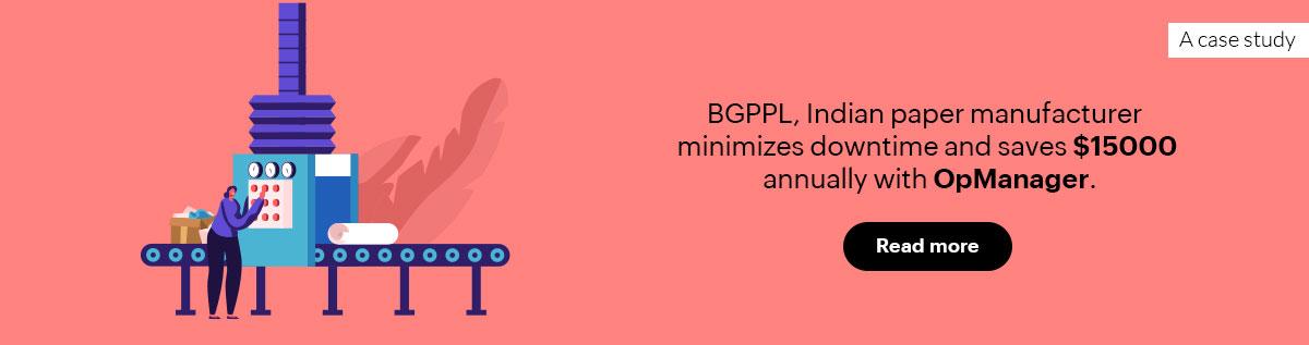 BGPPL Case Study