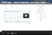 Discovery Rule Engine Video