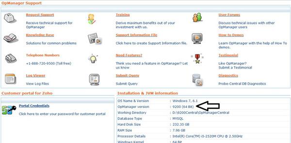 JVM Information