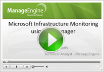 microsoft-infrastructure-monitoring-using-opmanager