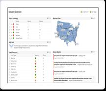 Cartographie et visualisation réseau