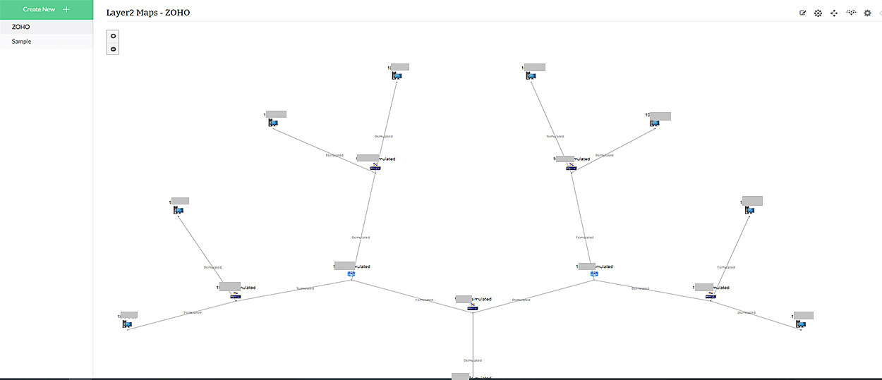 Network Visualization Software - ManageEngine OpManager
