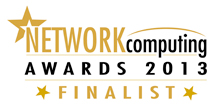 Network computing Awards 2013